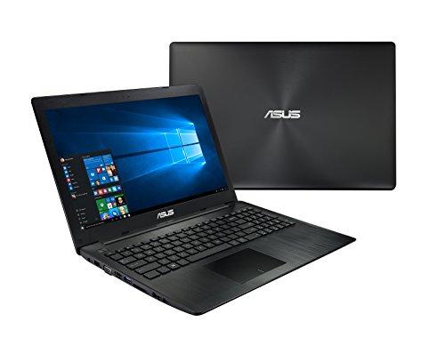 Asus X553SA-BHCLN10 15.6-Inch Laptop (Intel Celeron Dual Core N3050 Processor, 4GB, 500 GB HDD, Windows 10), Black