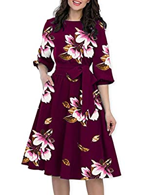 We are loving these midi dresses! They all have easily become one of our favorite classics because it has an ultra feminine and flattering fit. These dresses loose but you can use the independent belt to adjust. This dress is an easy choice that can ...