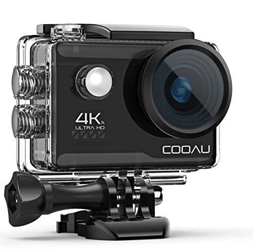 COOAU Caméra d'action 4K 16 MP (cam5)