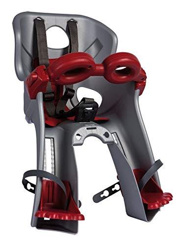 Bellelli 01FRCB0007 Seggiolino Bicicletta Anteriore Freccia, con Nuovo Attacco Universale B Fix,...
