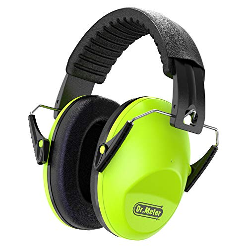 Dr.meter EM100 Kids Protective Earmuffs with Noise Blocking...