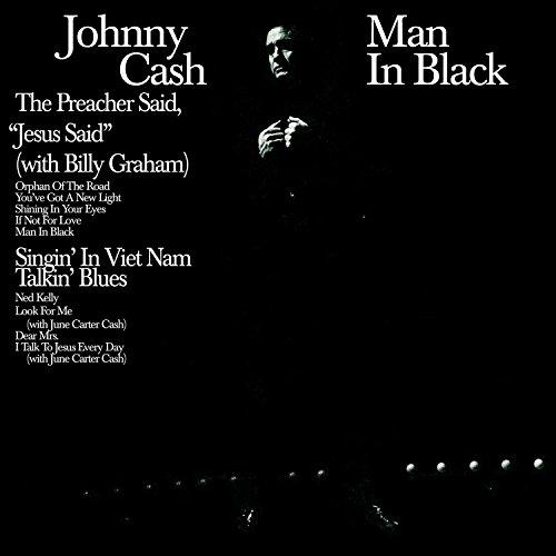 Man in Black [Analog]