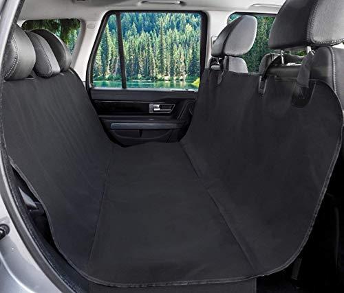 BarksBar Original Pet Seat Cover for Cars - Black,...