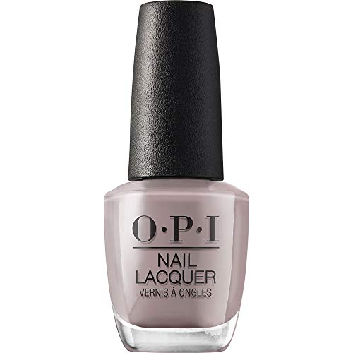 OPI Nail Lacquer, Icelanded a Bottle of OPI, Brown Nail Polish, Iceland Collection, 0.5 fl oz