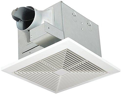 Ryteck Ultra Quiet Ventilation Exhaust Fan BPT70-0.3 Bathroom Fan 70 CFM Ceiling Mounted Energy Star Fan