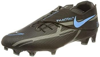 Nike Phantom GT2 Academy FlyEase, Chaussure de Football Mixte, Black Black Iron Grey, 47.5 EU
