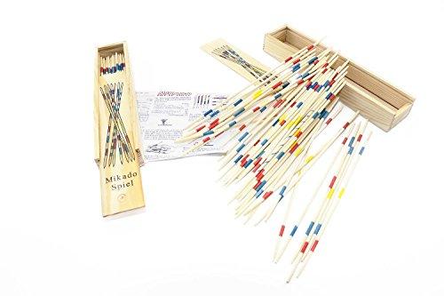 RMB® 2er Pack Mikado-Spiel aus Holz