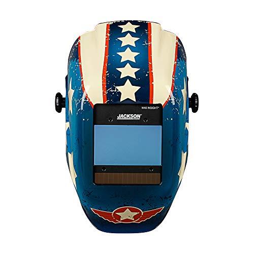 Jackson Safety Insight Variable Auto Darkening Welding Helmet (46101)