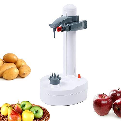 MINUS ONE Elektrisch Obstschäler Automatische Drehbare Apfelschäler Maschine Kartoffelschäler Gemüseschäler Sparschäler