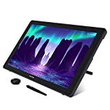 2020 HUION KAMVAS 22 Graphics Drawing Tablet with Screen Android Support Battery-Free Stylus 8192 Pen Pressure Tilt Adjustable Stand - 21.5inch