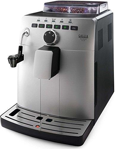 Gaggia Naviglio Deluxe Macchina da Caffè Automatica, per Espresso e Cappuccino, Caffè in Grani,...