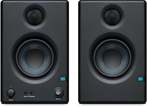 Presonus Eris E3.5-3.5' Near Field Studio Monitor (Pair) (E3.5)
