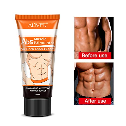 2 Pack Fat Burning Slimming Cream, Hot Cream for Men and Women, Powerful Abdominal Muscle Cream, Slim Cream, Fat Burner, Tighten Muscles for Abdominal, Arms and Thighs. 8