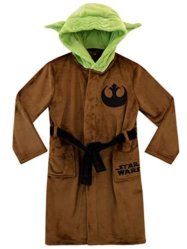 Star Wars Jungen Yoda Bademäntel Braun 134