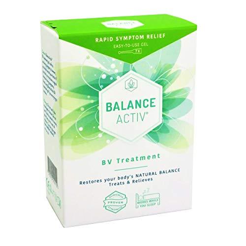 Gel Balance Active - Pack de 7 Tubos - Eficaz contra la vagi