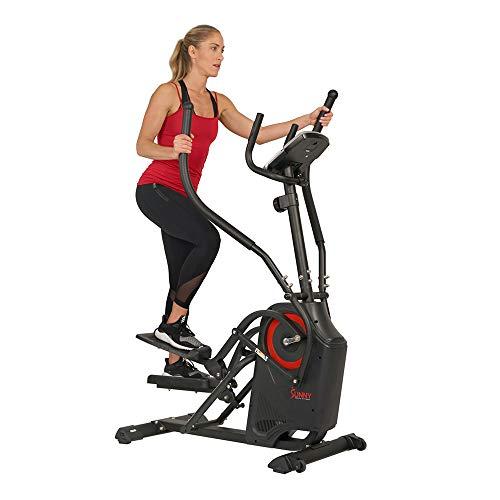 Sunny Health & Fitness Premium Elliptical Machine