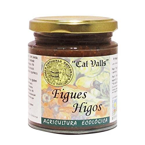 'Mermelada de higos ECO sin azúcar 240 gr'