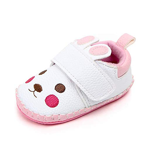 Lidiano Baby Non Slip Rubber Sole Cartoon First Walking...