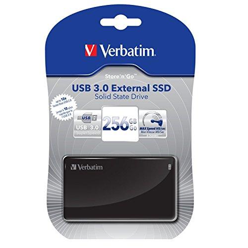 Verbatim SSD 256GB