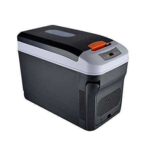 KKmoon 35 Litri Frigorifero Congelatore Frigorifero per Auto Congelatore Mini Frigo per Auto, Camion, Barca o Camper