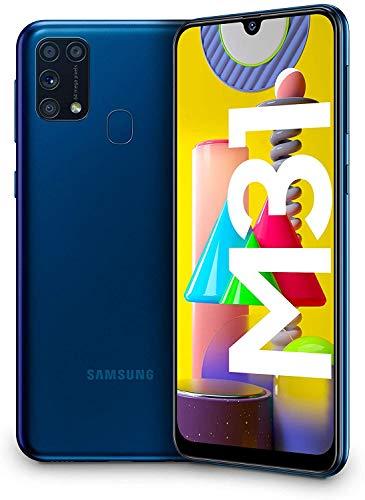 Samsung Galaxy M31 - Smartphone Dual SIM, Pantalla de 6.4'...