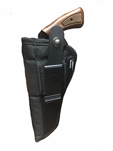 Pro-Tech Outdoors Nylon Gun Holster for Smith and Wesson 27,28,29 and All Large Frame Revolvers with 6' to 6.5' Barrels