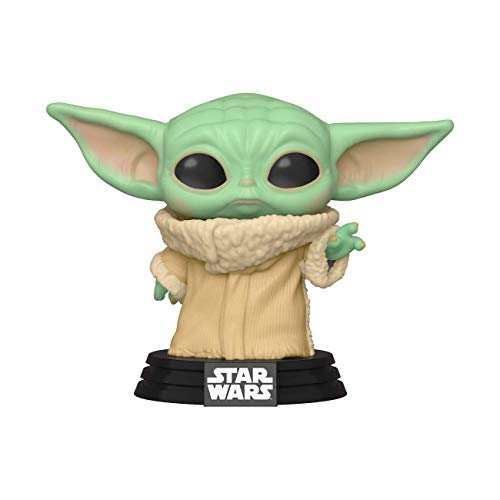 Funko- Pop Star Wars: Mandalorian-The Child Madalorian Figura Coleccionable, Multicolor (48740)