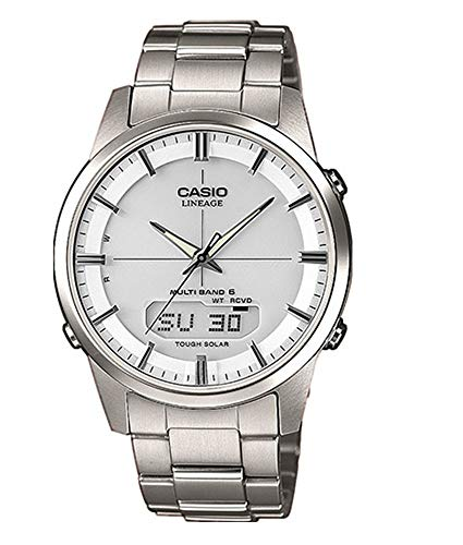 Watch Casio Wave Ceptor Lcw-m170td-7aer Men´s White