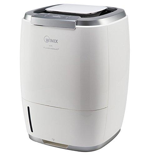 Winix AW600 Luftreiniger und Luftbefeuchter gegen Allergie, Gerüche, Staub, geignet für große Räume, mit True HEPA, Plasmawave und Aktivkohlefilter, bis zu 75m²