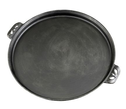Cast Iron Pizza Pan