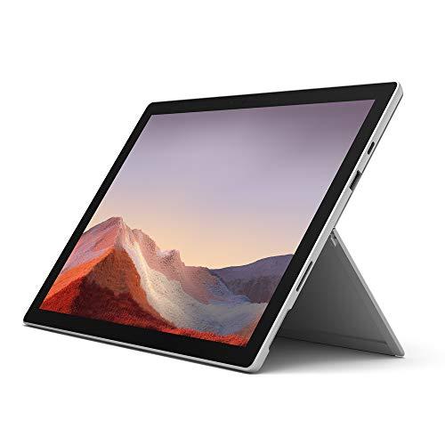 Microsoft Surface Pro 7, Core i7, RAM 16 GB, SSD 256 GB, Platinum