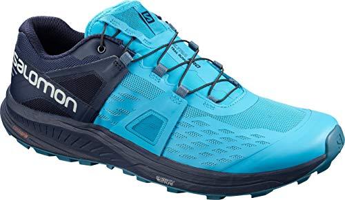 SALOMON Shoes Ultra/Pro, Zapatillas de Running Hombre, Azul (Hawaiian Ocean/Navy Blazer/Mallard), 42 EU
