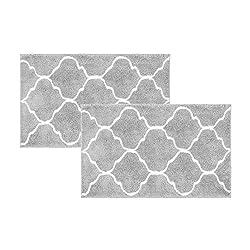 U'Artlines Doormat Absorbs Mud Resist Dirt Decorative Non Slip
