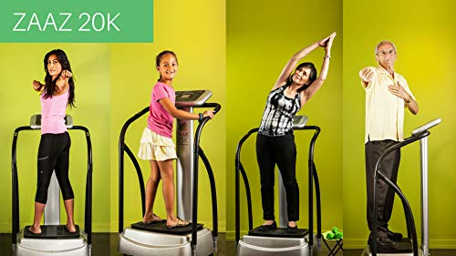 ZAAZ 20k The #1 Whole Body Vibration machine in the world The Machine That Changes Everything. 9