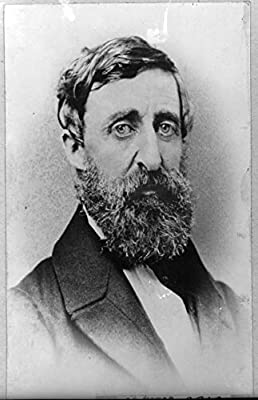 This Professionally Reproduced Photograph of Henry David Thoreau is printed on acid-free heavyweight Photo Paper using archival inks meant to last years. Easy to Frame Print: This Henry David Thoreau photo is a great decor idea for any Home, Office, ...
