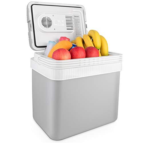 AstroAI Glacière Électrique Portable de Voiture 24 litres pour Boissons,...