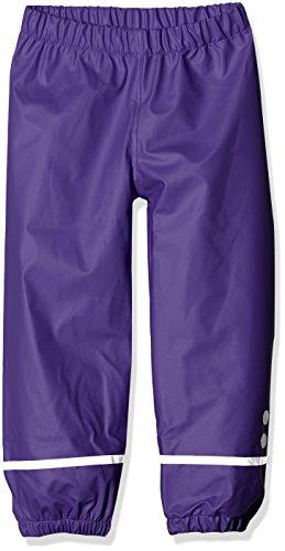 LEGO Wear Mädchen Patience 101-RAIN Pants Regenhose, Violett (Dark Purple 690), 146