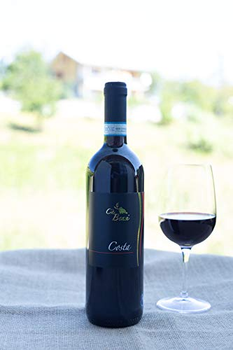 Vino Rosso Ca' Bensi Bottiglia da 0,75 lt (Costa Dolcetto di Ovada DOC)