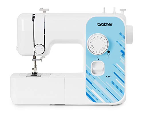 Brother X14S Electric Sewing Machine, White, Normal