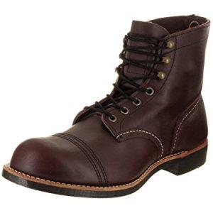Red Wing Heritage Men's Iron Ranger 6″ Vibram Boot