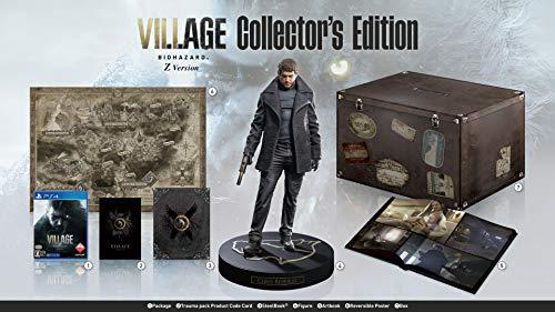 【PS4】BIOHAZARD VILLAGE Z Version COLLECTOR'S EDITION【予約特典】武器パーツ「ラクーン君」と「サバイ...