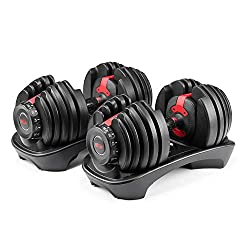 【Bowflex】SelectTech D-Bell