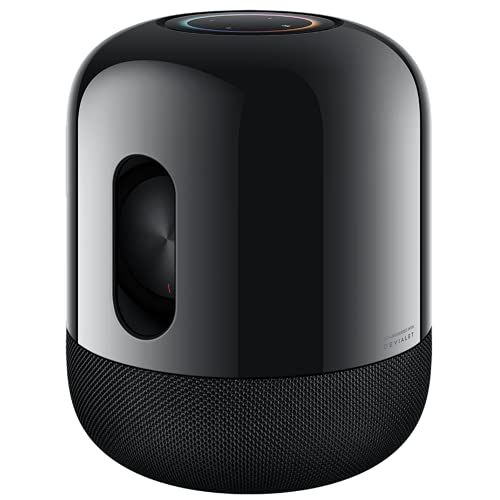 HUAWEI Altavoz Sound X - Altavoz con Cable con subwoofers Dobles Devialet, Graves a 40 Hz, 6 potentes tweeters 360°, Huawei Share, NFC, Bluetooth, Starry Night