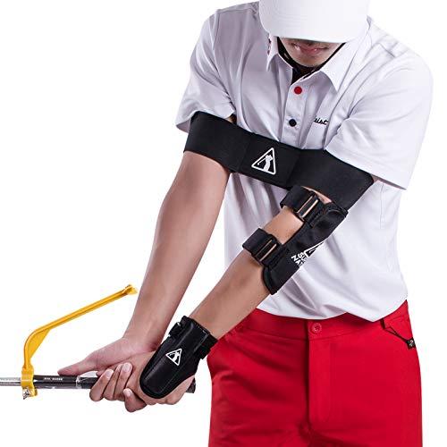 ゴルフ訓練器具5点セット スイングトレーニング用 初心者と子供たちの練習に使用している人気のPGAゴルフ矯...