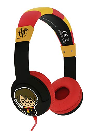 OTL Technologies - Harry Potter Casque Filaire Enfants Multi-Couleurs