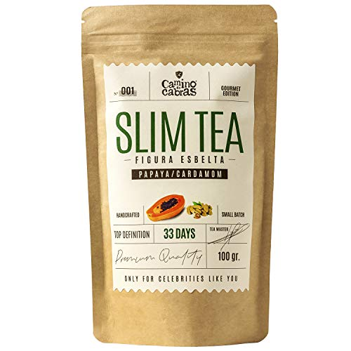 Nº001 SLIM TEA - Figura esbelta- Té Gourmet de hierbas –