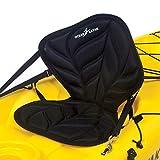 Ocean Kayak Comfort Zone Premium Seat Back, Black
