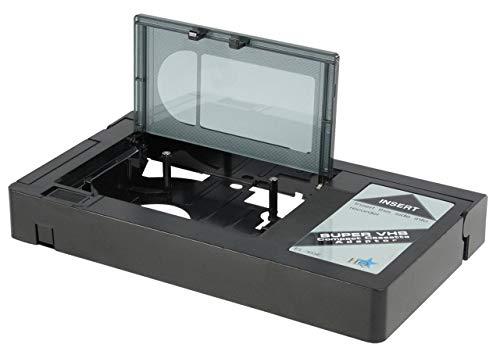 HQ VHS-C Adattatore per riprodurre videocassette VHS-C su dispositivi VHS