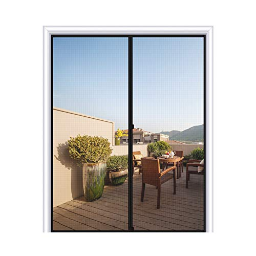 410pvoAnOhL - 7 Best Magnetic Screen Doors for Keeping Bugs Out Of Your Home