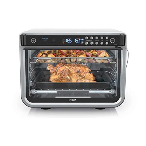 Ninja DT251 Foodi 10-in-1 Smart XL Air Fry Oven, Bake, Broil,...